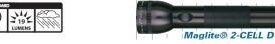 Lanterna Maglite 2 baterii - S2D
