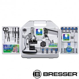 Microscop optic Bresser Junior Biotar DLX 300-1200X - 8851000