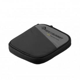 Portofel RFID Sea To Summit negru, 9 x 11 x 2 cm, 56 g - OUTMA.ATLTWRFIDSBK