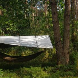 Tenda Bushmen Thermo Tarp 2x3 Camo - 5902194521307