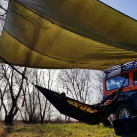 Tenda Bushmen Thermo Tarp 4x4 Olive - 5902194520997