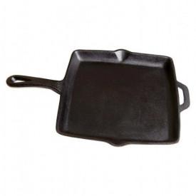 Tigaie patrata din fonta cu maner Camp Chef 28 cm CC-SQ11