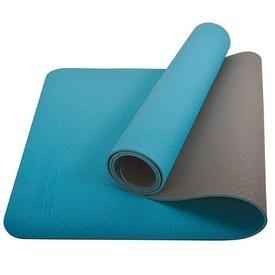Saltea pentru yoga bicolora albastru/antracit Schildkröt