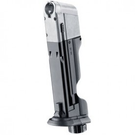 Incarcator rezerva pentru pistol Umarex PPQ M2 T4E CAL.43 8BB - VU.2.4760.2