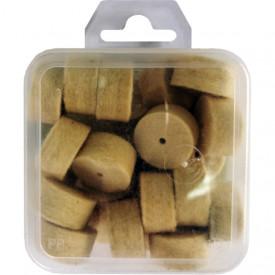 Ballistol Cutie pelete lana pentru curatat teava CAL.12 30BUC 2