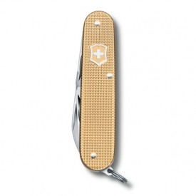Briceag Victorinox Cadet Alox Champagne Gold - 0.2601.L19 - Limited Edition 2019 stanga