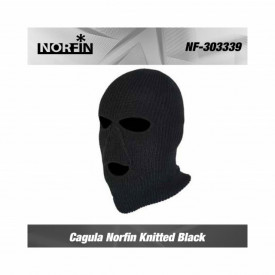Cagula Norfin Knitted Black