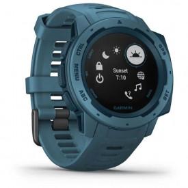 Ceas Garmin Instinct GPS Lakeside Blue - HG.010.02064.04 functie apus