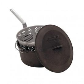 Ceaun din fonta cu friteuza 30 cm Camp Chef - CC-CP12