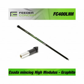 Coada de minciog Feeder Concept high modulus graphite - FC400LNH