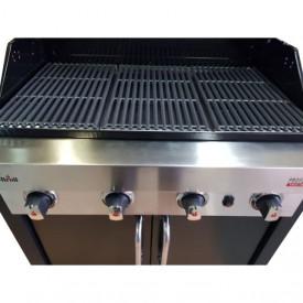 Gratar pe gaz din inox Char-Broil Professional 4400B - 140737 gratar
