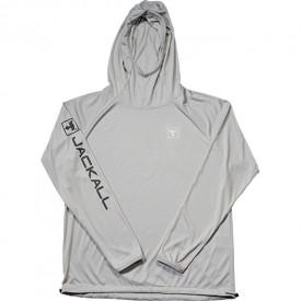 Hanorac Jackall Dry Light Hoodie Gray Protectie UV
