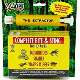 Kit de protectie impotriva muscaturilor si intepaturilor Sawyer - B4