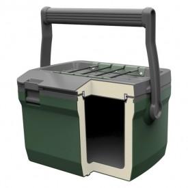 Lada frigorifica verde Stanley Adventure 6.6l - 10-01622-038 izolatie