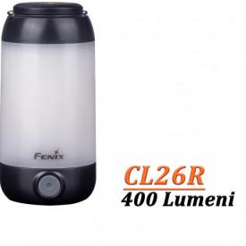 Lanterna camping Fenix CL26R Reincarcabila 400 lumeni 25 metri