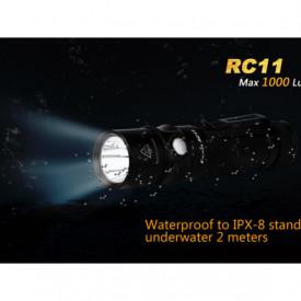 Lanterna Fenix RC11 1000 lumeni 190 metri 5
