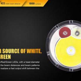 Lanterna Fenix TK32 - Editie 2016 - 1000 lumeni 422 metri led