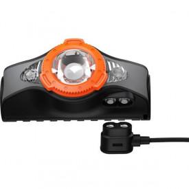Lanterna frontala Led Lenser MH11 Orange 1000LM/Acumulator+USB - A8.Z502166 4