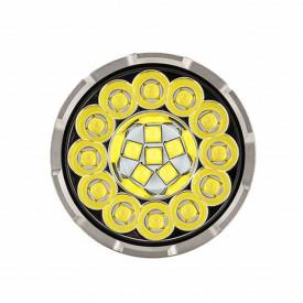 Lanterna profesionala Acebeam X80-GT, 32500 lumeni, 369 m