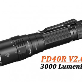 Lanterna Tactica Reincarcabila Fenix PD36R 3000 Lumeni 405 Metri