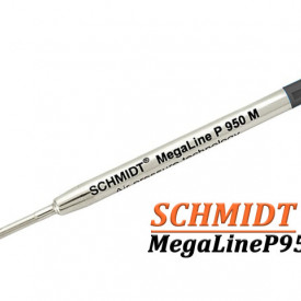 Mina Schmidt - MegaLine P950 - T5 Aluminiu & T5 Titan - Negru