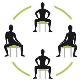Perna pentru scaun Fit+ Schildkröt