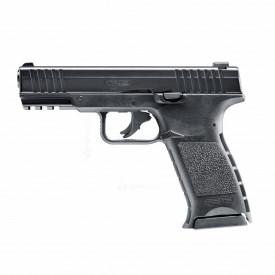 Pistol cu bile de cauciuc Umarex TPM 1 T4E, cal.43 7.5 Jouli – black