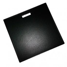 Plita din fonta cu 2 fete neteda si grill 38 x 39 cm Char-Broil - 140573