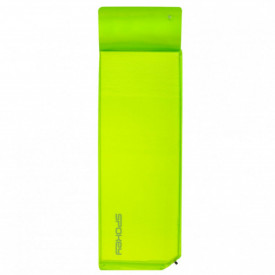 Saltea autogonflabila cu perna Spokey Savory Pillow verde 186 x 50 x 2.5 cm - OUTMA.927851