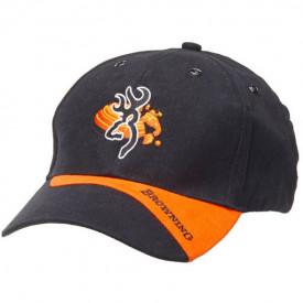 Sapca Browning Claybuster Black/Orange - BO.308998