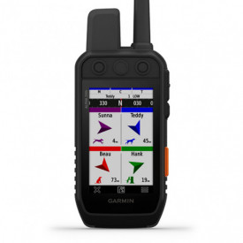 Sistem GPS monitorizare caini Garmin ALPHA 200I K +KT15 4