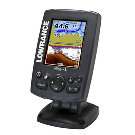 Sonar/GPS Lowrance Elite 4