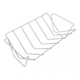 Suport pentru gatit coaste la gratar 35 x 21 x 12 cm Char-Broil - 140017