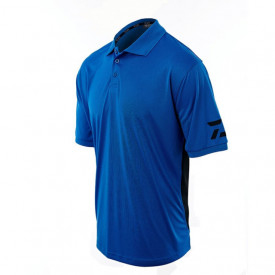 Tricou Polo Daiwa Bleu