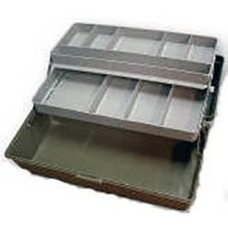 Valigeta Plastica Panaro 2 sertare - 33x15x15cm - A4.P118.2