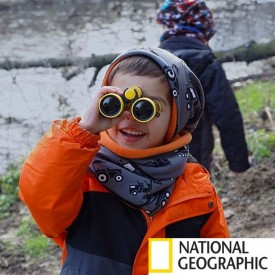 Binoclu pentru copii National Geographic 4x30 - 9104000