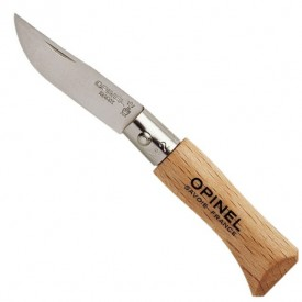 Briceag Opinel Nr.02 Inox, 3.5cm - 001070