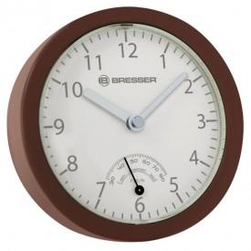 Ceas de perete cu higrometru Bresser MyTime Mini - 8020115HNAQUA