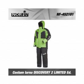 Costum Iarna Norfin Discovery 2 - 2 Piese - Editie Limitata