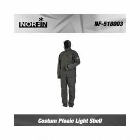 Costum Ploaie Norfin Light Shell - 2 Piese