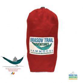Hamac Brasov Trail Adventures Rosu - BTA02