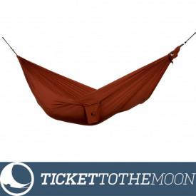 Hamac Ticket to the Moon Compact Burgundy - TMC34 deschis