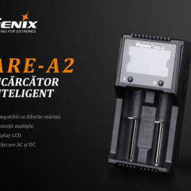 Incarcator Inteligent Fenix ARE-A2 2