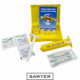 Kit de protectie impotriva muscaturilor si intepaturilor Sawyer - B4 2