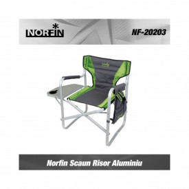 Scaun camping pliabil Norfin Raisio - NF-20106