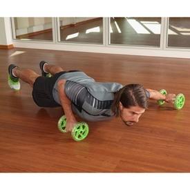 Set 2 roti pentru antrenament fitness Schildkröt