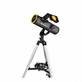 Telescop reflector cu filtru solar Bresser SOLARIX 76/350 - 4676359