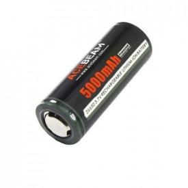 Acumulator reincarcabil 5000 mAh Acebeam ARC26650N-500A