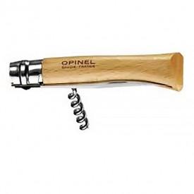 Briceag Opinel Nr.10 Inox cu Tirbuson, lama 10cm - 001410