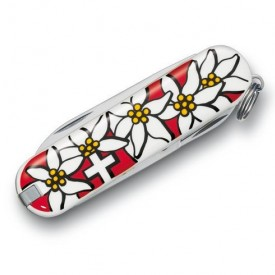 Briceag Victorinox Classic, Edelweiss - 0.6203.840